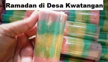jaburan tradisi baru Ramadan di Kwatangan