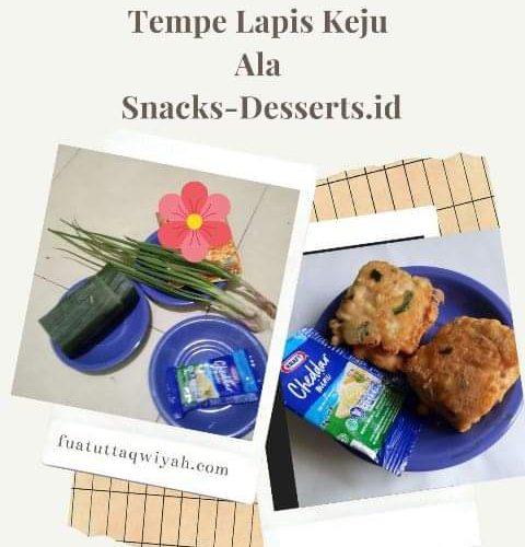 tempe lapis keju ala Snacks-Desserts.id